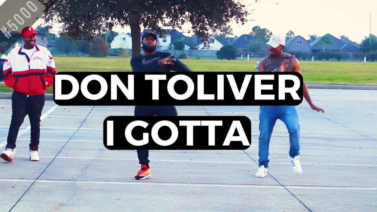 1b531e925906 Don Toliver - I Gotta (Official Dance Cover) - YouTube