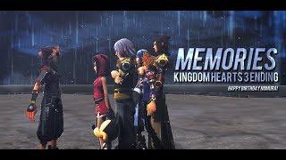 【MAD|GMV】Kingdom Hearts 3 Ending - ᴍᴇᴍᴏʀɪᴇs