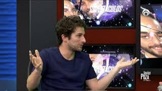 Javier Poza entrevista a Darío Yazbek