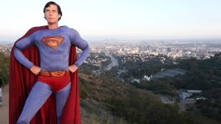 The Real Life Superman