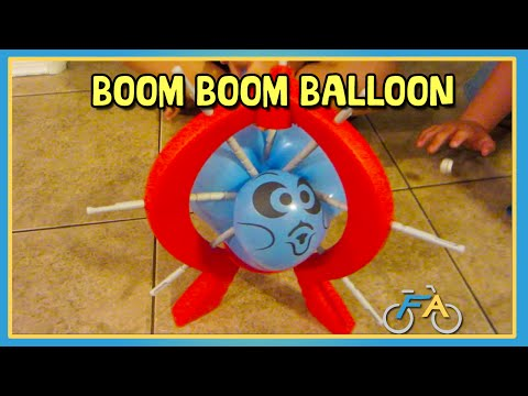 BOOM BOOM BALLOON GAME!