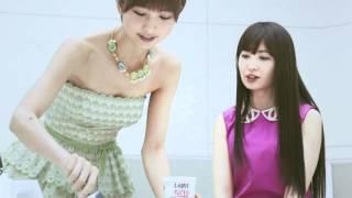 CM AKB48 篠田麻里子 小嶋陽菜 日清食品 カップヌードルライト 篠田麻里子 検索動画 26