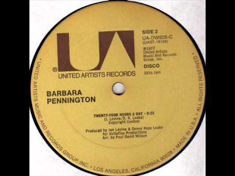 Barbara Pennington - Twenty Four Hours A Day
