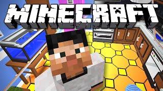 КОМНАТНЫЕ ГОРКИ  - Minecraft (Обзор Карты)