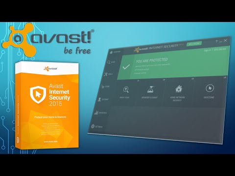 Avast Internet Security 2015 Review