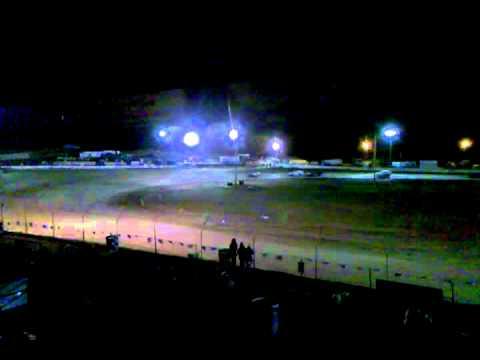 RENO-FERNLEY RACEWAY, 2011 opening night, IMCA MODIFIED