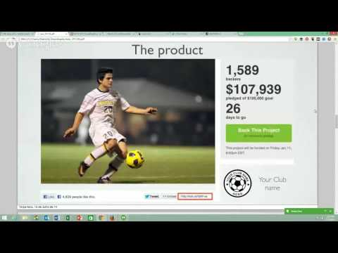 RCTV #27:  Crowdfunding Economic Rights of Individual Athletes (Soccer/Football)