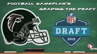Football Gameplan's 2018 NFL Draft Grades: Atlanta Falcons