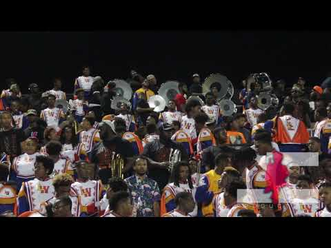 Landry Walker Alumni and Current Band Combined 2017