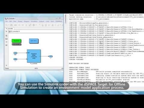 Virtual Validation - Creating a Simulation System
