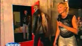 """Piotr """"Gulczas"""" Gulczyński opuszcza dom Wielkiego Brata (Big Brother Polska: I edycja)"""