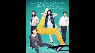 39 A Aku Benci Cinta 39 Official Trailer Parody Ver