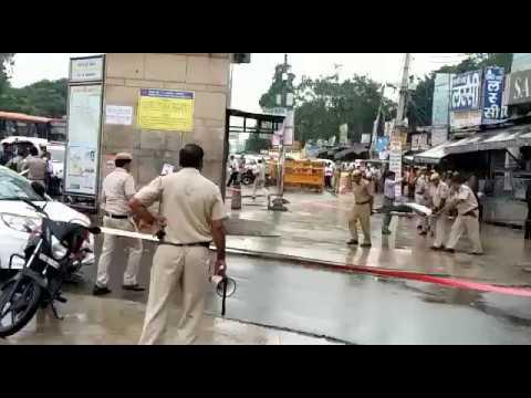 G T B Nagar 2 Terrorist Attack Samrat  Restaurant After Encounter Dead