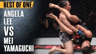 ONE: Best Fights | Angela Lee vs. Mei Yamaguchi | An Instant Classic! | May 2016, Singapore