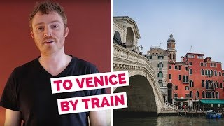 Florence to Venice by Train | Italy Travel Vlog