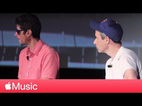 Mike & Adam from Beastie Boys and Zane Lowe on Beats 1 [Full Interview]