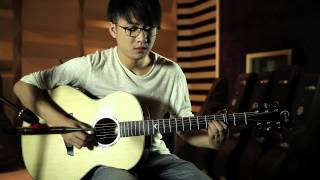 Faith HiGloss Neptune demonstration by Guitarcube