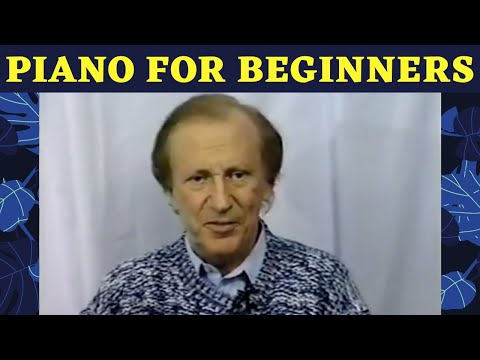 Piano For Beginners- Charles Segal
