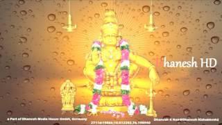 ayyappa suprabhatham by mgsreekumar