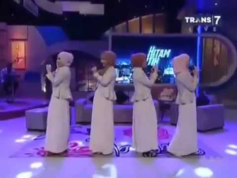 Noura - Kekasih Halalmu At Hitam Putih 7 Mei 2014