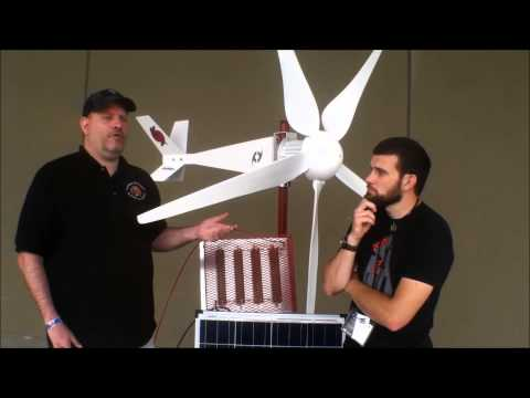 Hurricane Wind Power Reviews new product lines