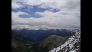 Crossing the European Alps (Germany, Austria, Switzerland, Italy)