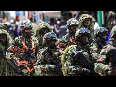 2018 ARMEE SENEGAL puissance  militaire