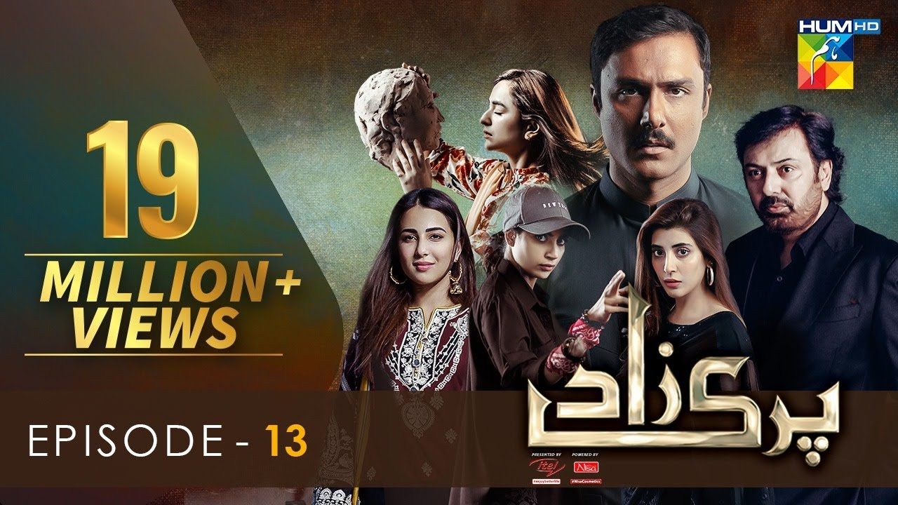 Download Parizaad Episode 13 | Eng Subtitle | Presented By ITEL Mobile, NISA Cosmetics & West Marina | HUM TV