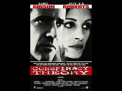 Conspiracy Theory Trailer (1997) By Nicolas Boucher