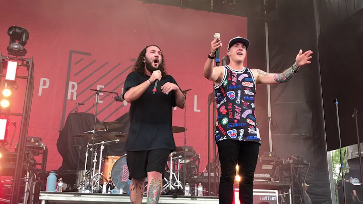 i prevail  come and get it rock usa 2019 oshkosh wisconsin