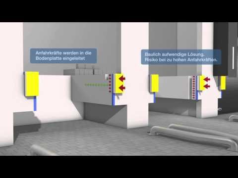 Animation Verladebruecke L730i Novoferm