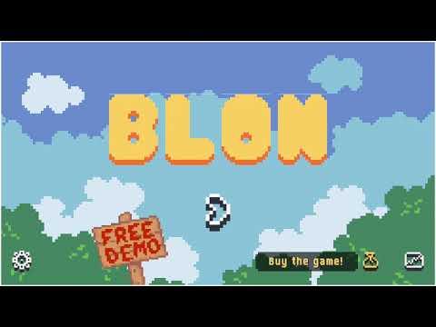 Jogando o game Blon arcade  lançado oficialmente (Android gameplay) iOS |