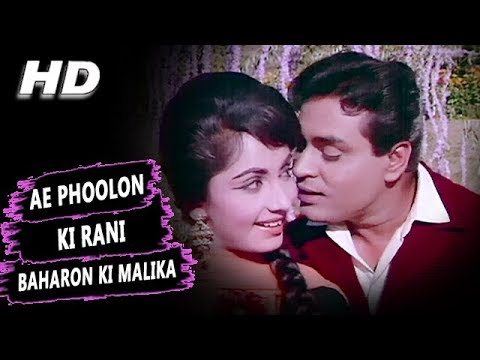 Top 100 Hindi Songs of 1960s | Spinditty