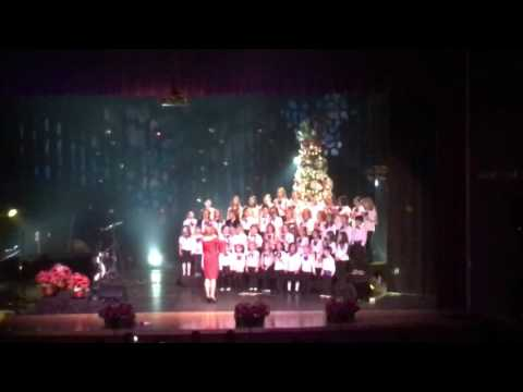A Christmas To Remember Parkwood Heights Elementary School Choir