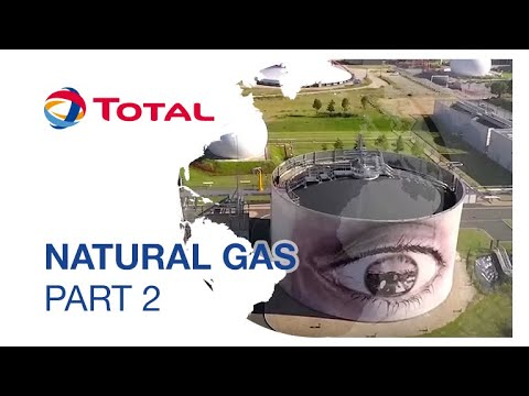 Gas : a vital part of the world energy supply part 2/2 | Substainable Energy