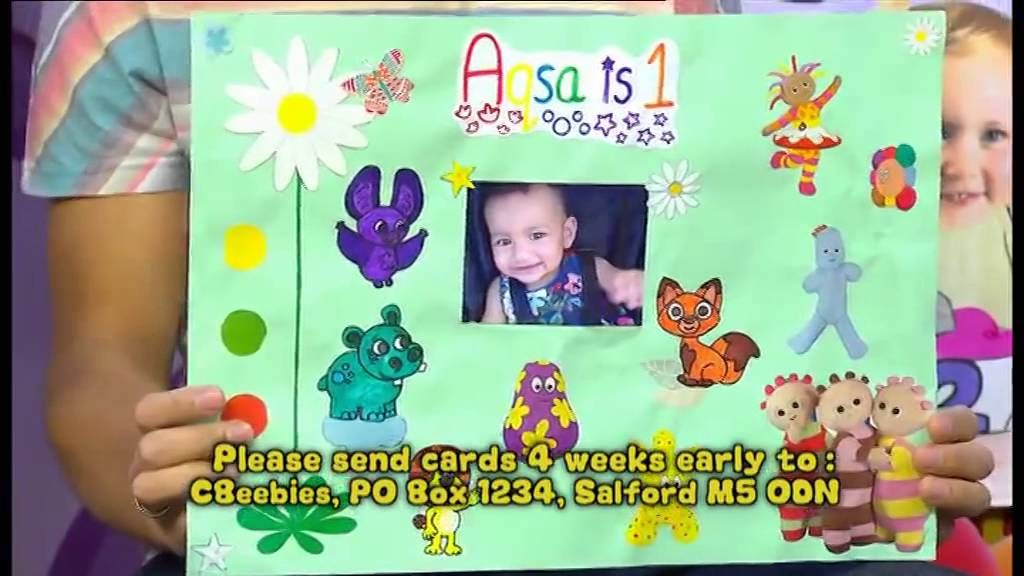 CBeebies Birthday cards 7th july 2015 YouTube – Cbeebies Birthday Cards Youtube