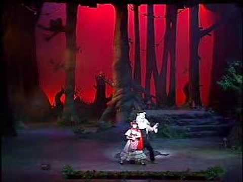 Into the Woods - Hello Little Girl - Carly Frates