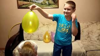 # канал Терминатор#Челендж#шарик#вода#призы#конфеты#Nika#супер конкурс# смешно до слез#фильм года#