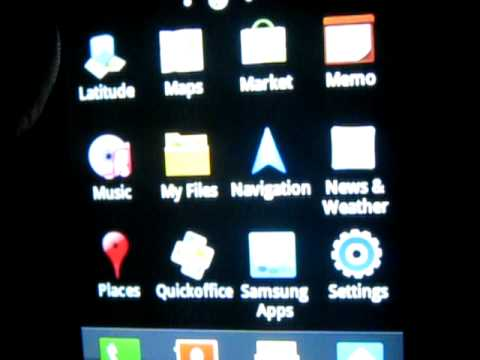 Samsung Galaxy Mini Get Official Android 2.3.5