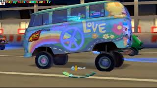 Cars 2 | Coastal Invasion | Episode 9 | Happy Kids Games and Tv | 1080p