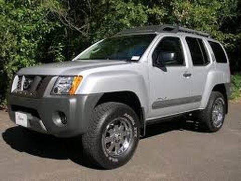 Torsion Bar Replacement- Nissan Xterra 4x4 - YouTube