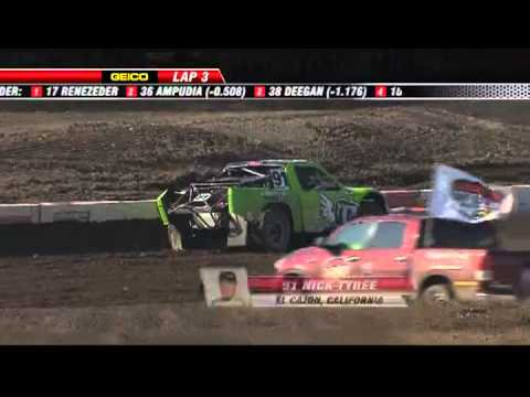 Lucas Oil Off Road Racing - 2011 - Round 6 - Pro Lite Unlimited & Pro 2 Unlimited