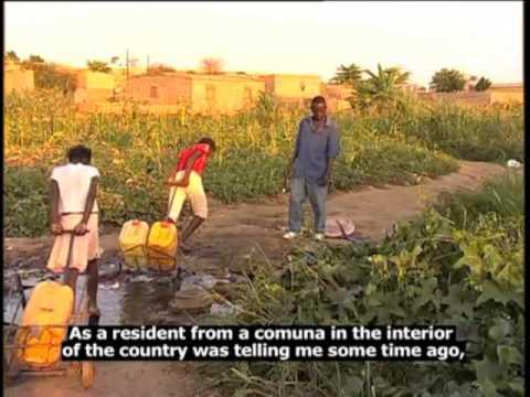 Getting water in Kilamba Kiaxi: Luanda Urban Poverty Programme, part 1 of 3