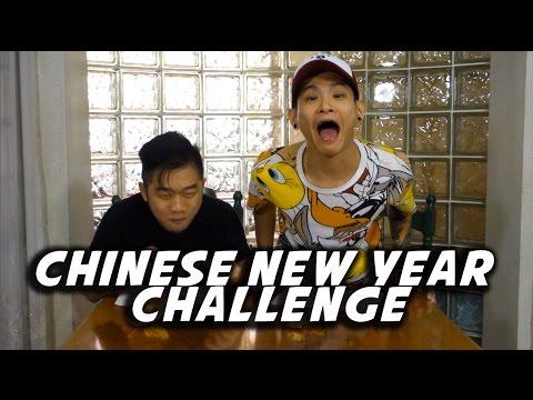Chinese New Year Challenge with Ernest Ng | Shawn Lee