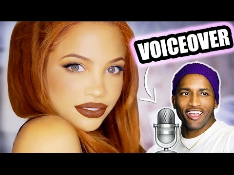 Thumbnail: BOY-FRIEND DOES MY VOICEOVER?! ft. Swoozie