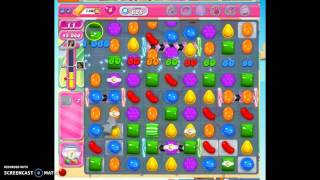 Candy Crush Level 625 help w/audio tips, hints, tricks