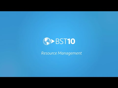 Resource Management with BST10