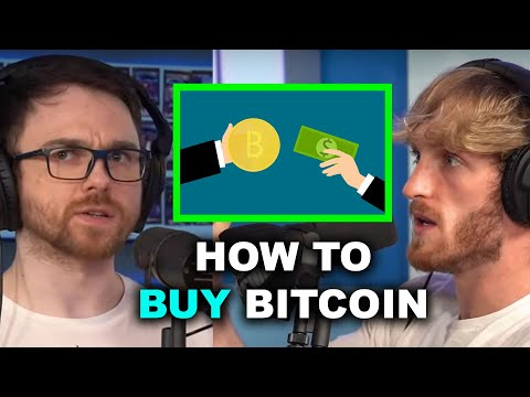 HOW TO BUY BITCOIN | ANDREI JIKH