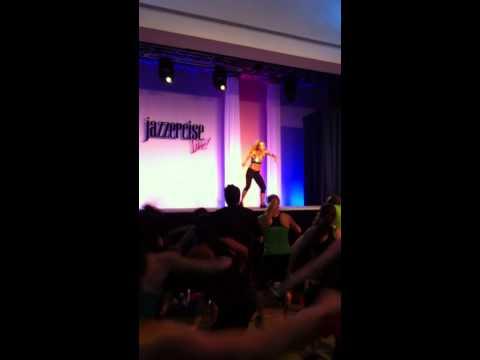New Jazzercise routine!  Fancy by Iggy Azalea. Jazzercise DC Live!!