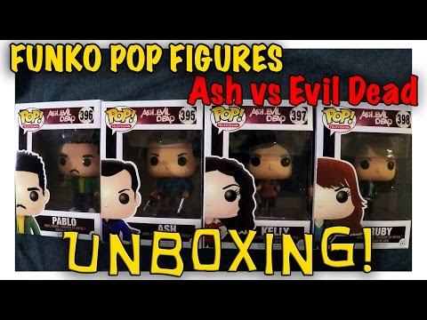 Ash vs Evil Dead Ruby Funko POP Figur
